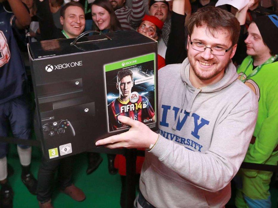 Запуск состоялся: консоль Xbox One пришла в Россию - Изображение 1