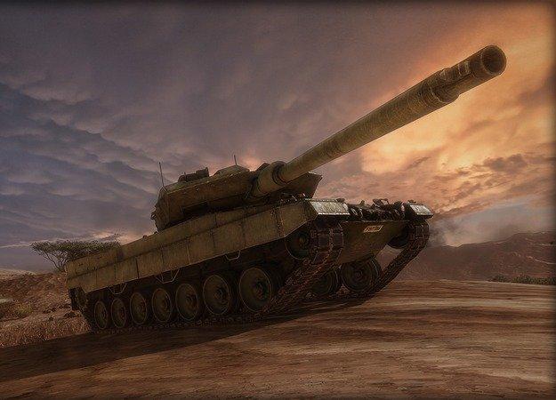 Mail.Ru разместила рекламу Armored Warfare на глазах у Wargaming - Изображение 1