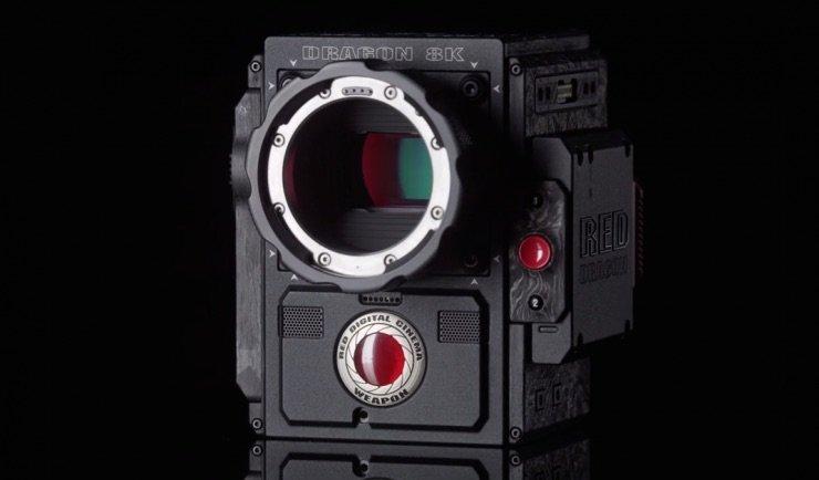 «Стражей Галактики 2» снимут на новую камеру RED с разрешением 8К. - Изображение 2