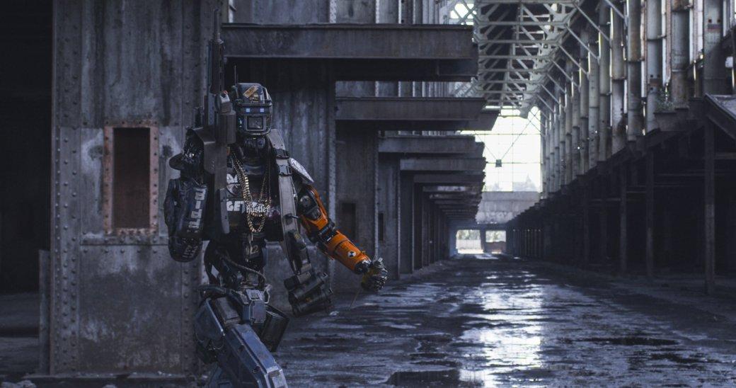 Робот по имени Чаппи - Изображение 12
