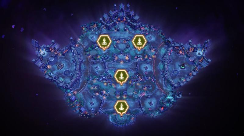 Новая карта в Heroes of the Storm ломает шаблон - Изображение 3