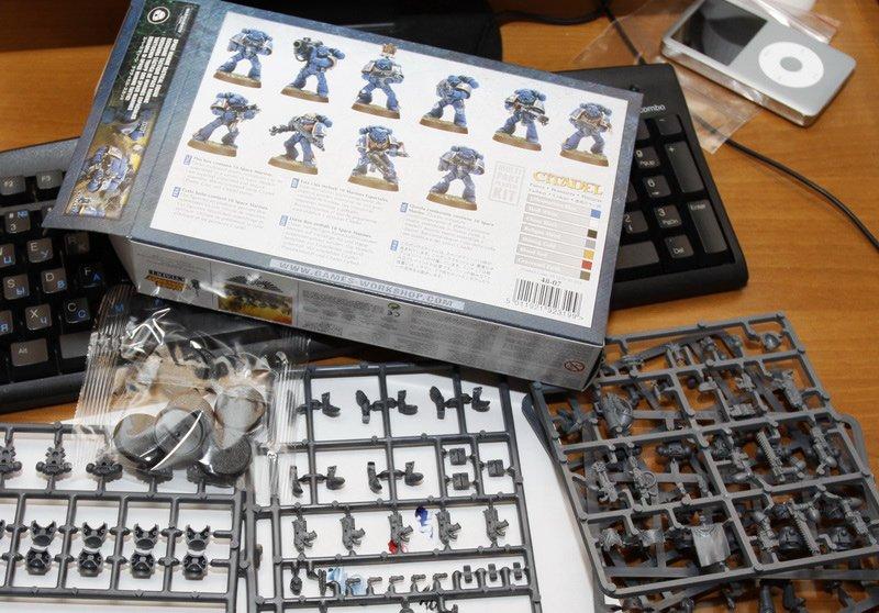 Мультихобби: Warhammer 40.000. - Изображение 2