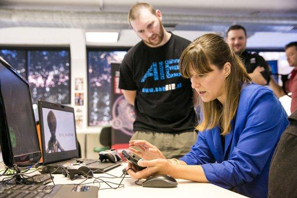 Sony открыла учебный центр в Шотландии - Изображение 1