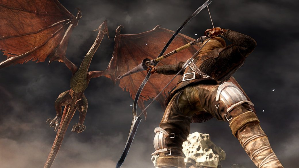 Продажи Dark Souls 2 превысили 1,46 млн копий за три недели - Изображение 1
