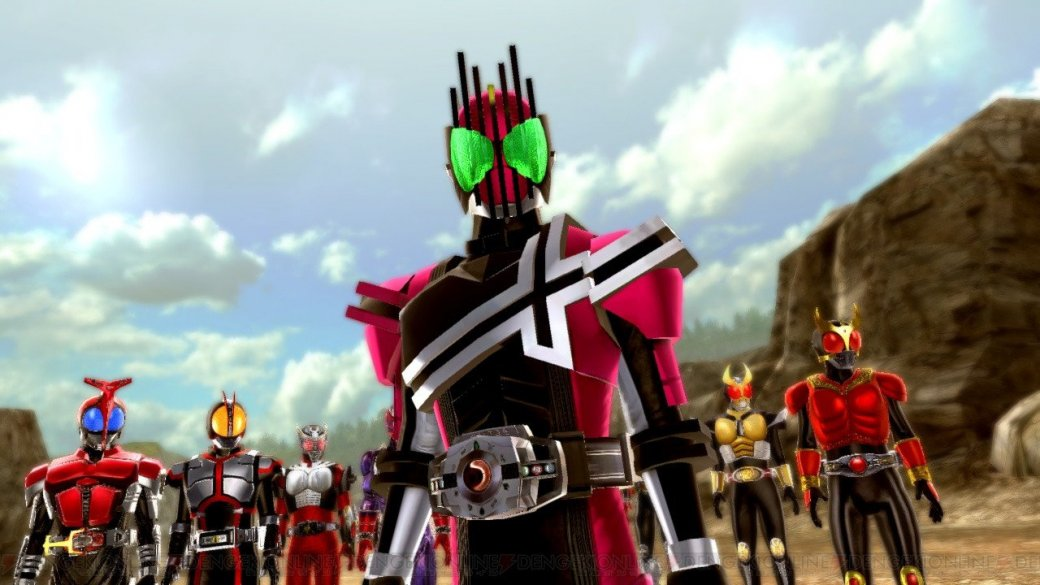 Kamen Rider Battride War | Рецензия наощупь - Изображение 3