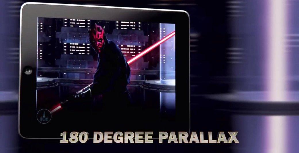 «Звездные войны» перескажут серией приложений  - Изображение 1