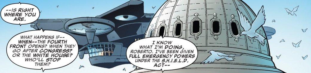 Secret Empire: Гидра сломала супергероев, и теперь они готовы убивать. - Изображение 20