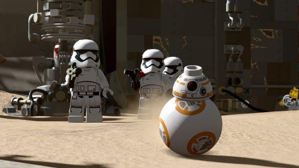 LEGO Star Wars: The Force Awakens расскажет о похождениях По Дэмерона - Изображение 1