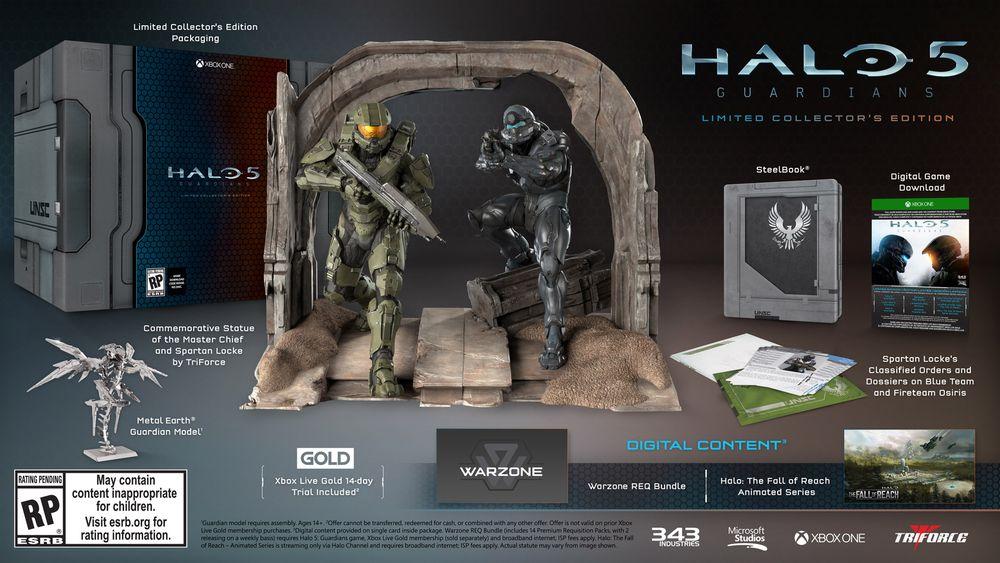 Halo 5: Forge станет самым большим редактором карт в серии - Изображение 3