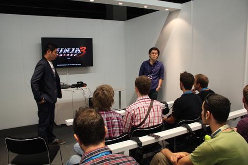 GamesCom 2011. Впечатления. Saints Row 3, Ninja Gaiden 3 - Изображение 6