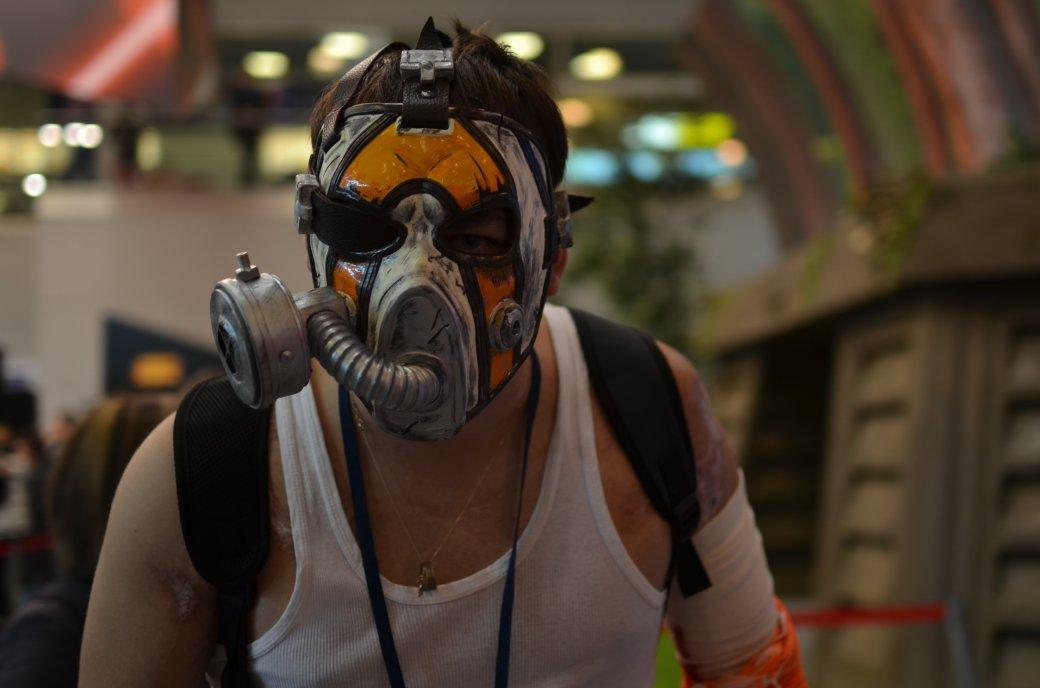 Фотоотчет с «Игромира» и Comic Con Russia, день 1 - Изображение 20