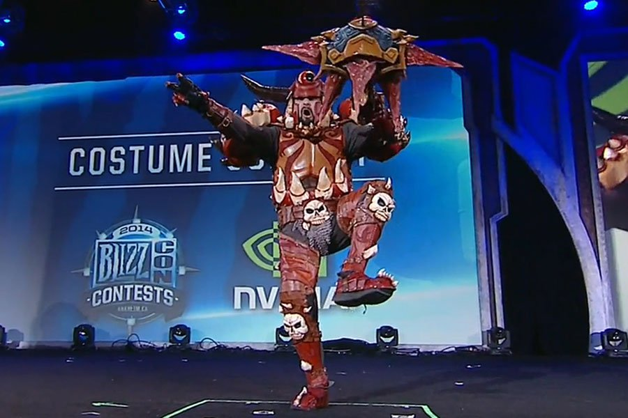 BlizzCon 2014. Конкурс костюмов - Изображение 67