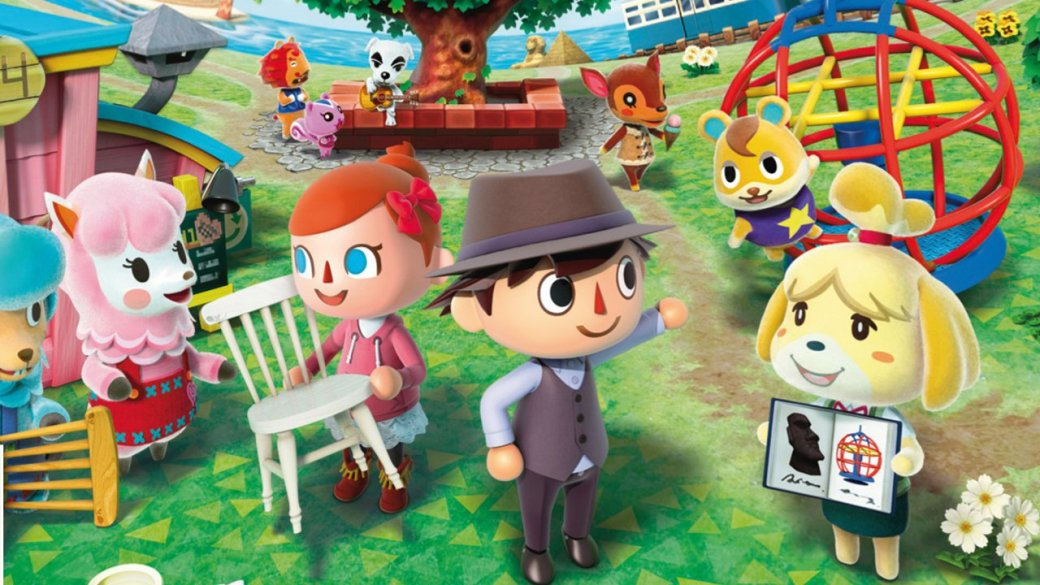 Было продано более 6 млн копий Animal Crossing: New Leaf. - Изображение 1