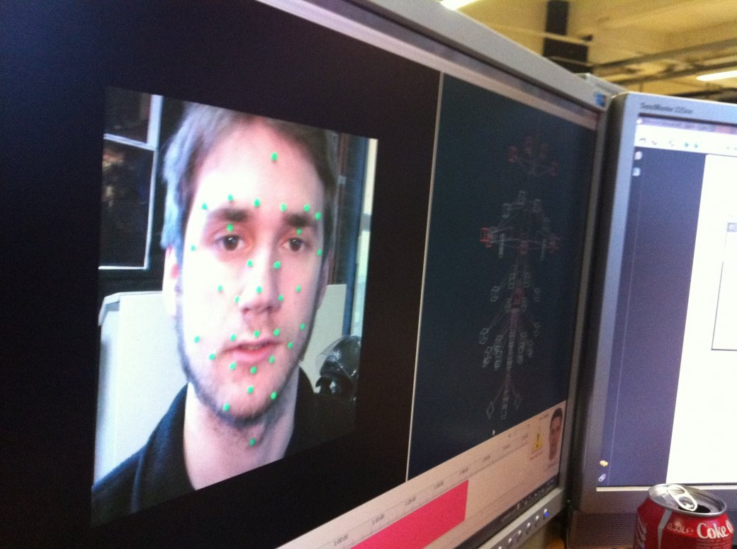 Студия Motion Capture против Kinect: Свен Винке про технологии захвата анимации. - Изображение 5