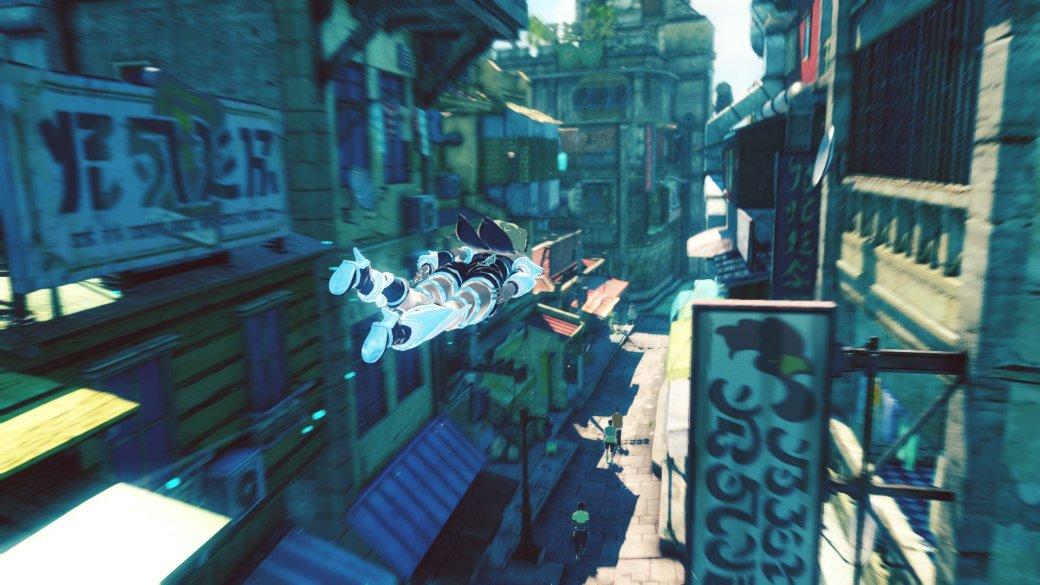 Чем Gravity Rush 2 будет отличаться от оригинала - Изображение 2