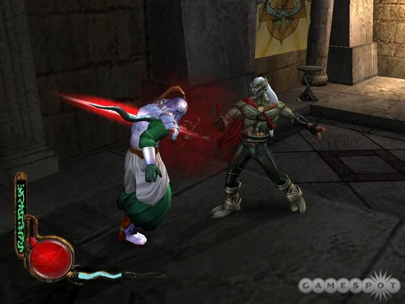 Legacy of Kain Defiance или как я статью писал  - Изображение 11