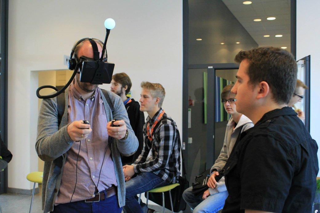 В разработчиков системы виртуальной реальности вложили $4 млн  - Изображение 1