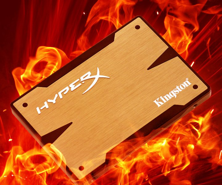 Горячее железо: Kingston HyperX 3K SSD 480GB - Изображение 1