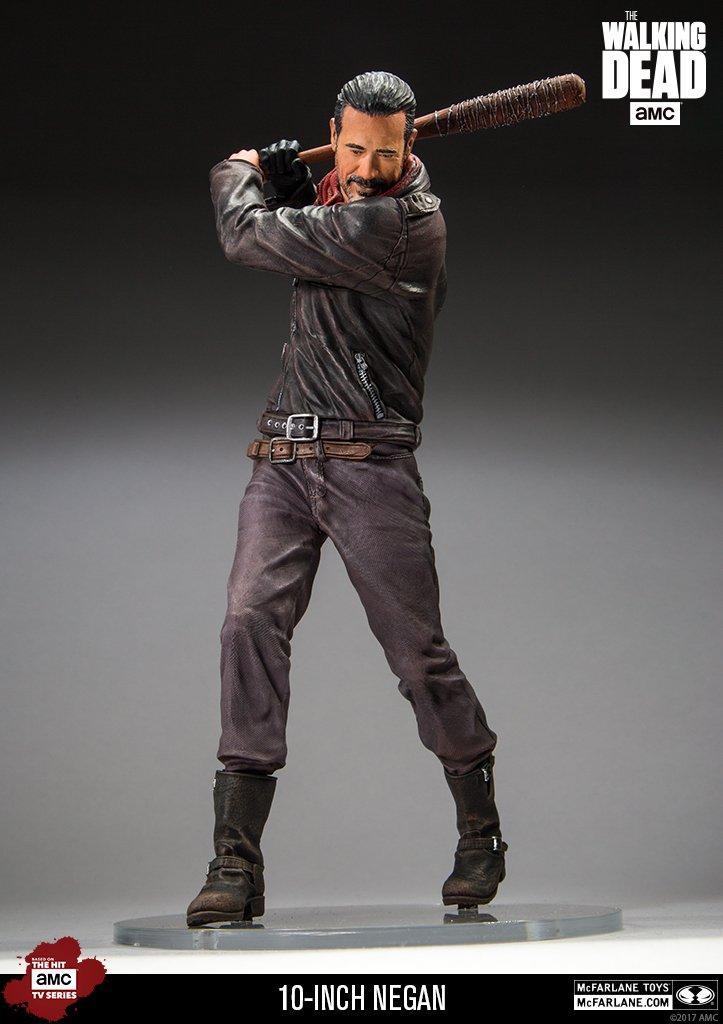 Новая статуя Негана из «Ходячих мертвецов» использует образ из сериала - Изображение 2