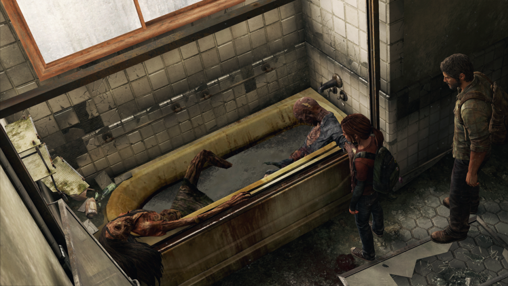 E3: Трейлер игрового процесса The Last Of Us, новая дата выхода - Изображение 1