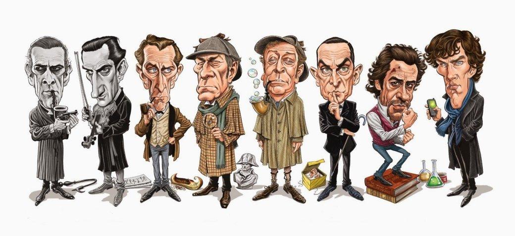 Рецензия на «Шесть Тэтчер», первую серию 4-го сезона «Шерлока». - Изображение 12