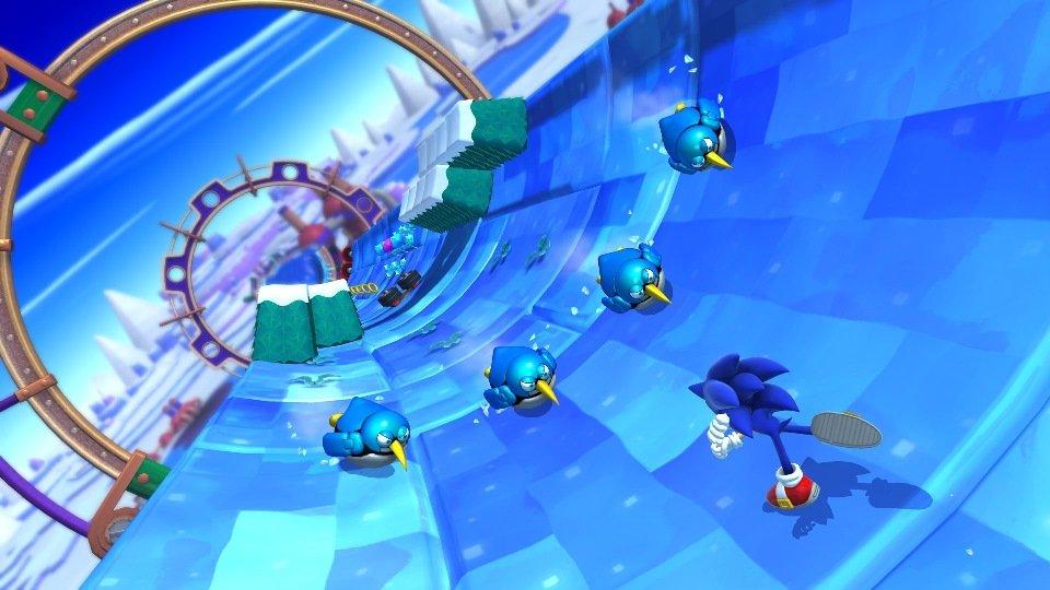 Рецензия на Sonic: Lost World. Обзор игры - Изображение 3