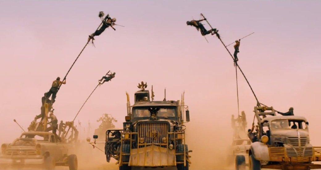 Галерея машин, кадров и постеров к «Безумному Максу: Дорога Ярости» - Изображение 45