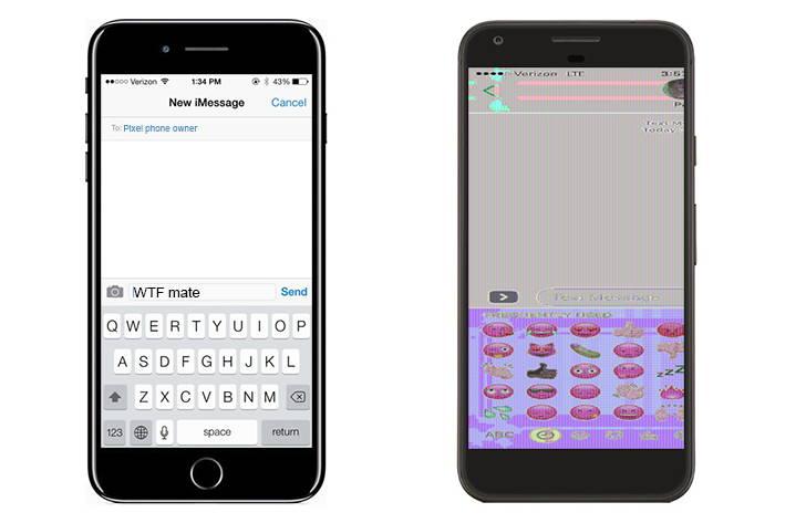 Android 7.1 не переваривает скриншоты с iPhone 7 Plus. - Изображение 1