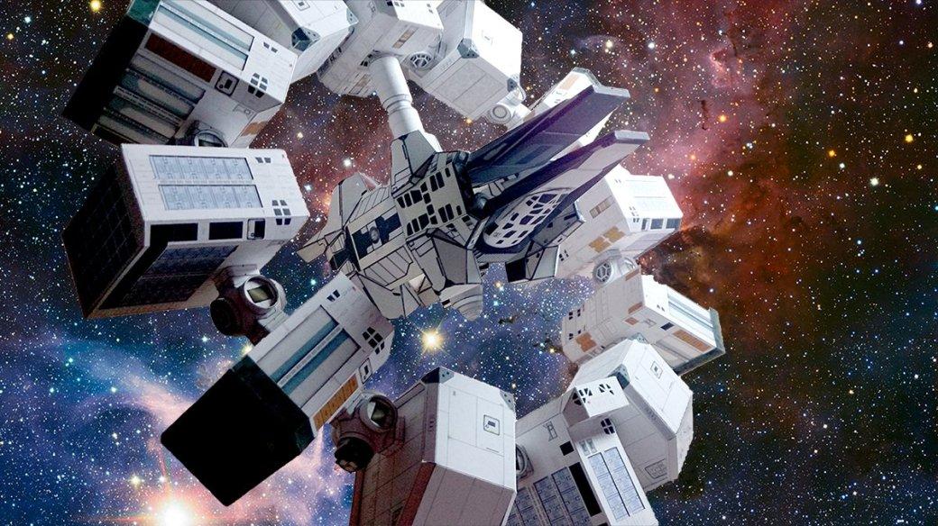 Своими руками: бумага, клей, терпение — готов космический корабль - Изображение 1