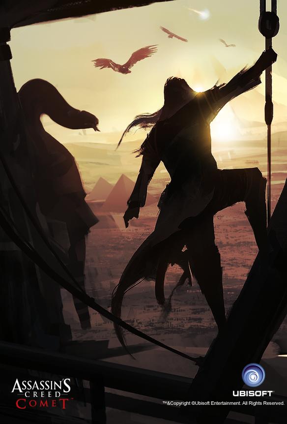 Финал Dead Kings. Ubisoft намекает на Assassin's Creed в Египте? - Изображение 7