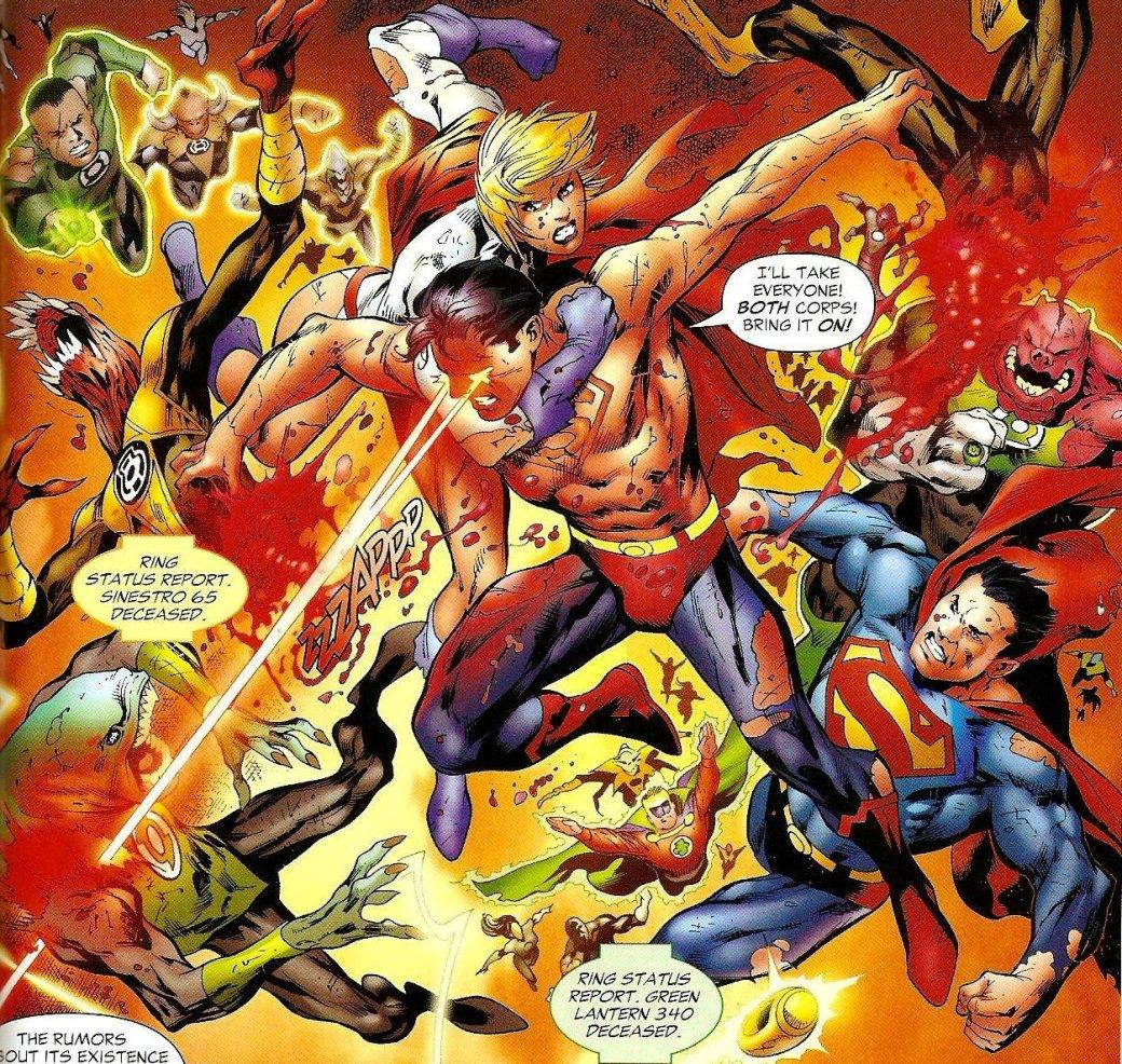 Кем может оказаться Мистер Оз в комиксах DC? . - Изображение 2