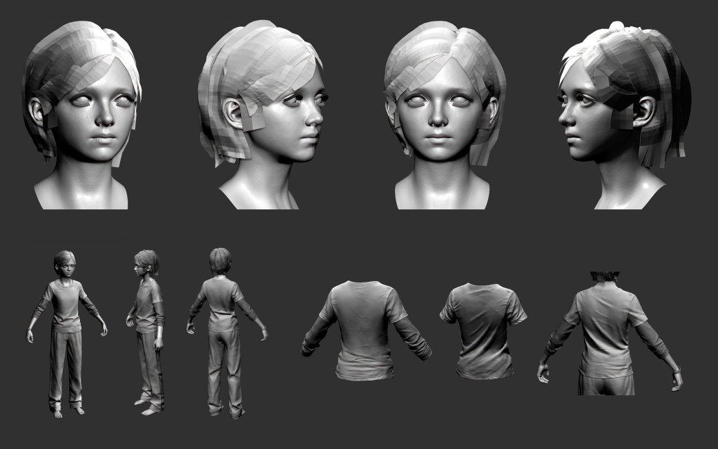 Разработчик The Last of Us выложил свои наработки в сеть - Изображение 6