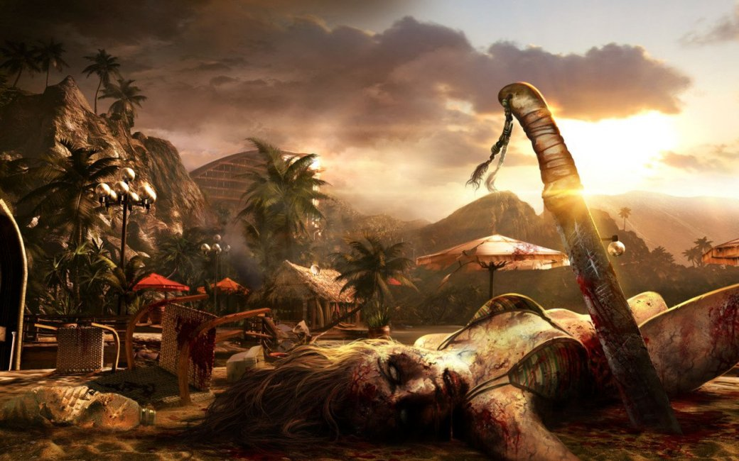 Робинзон Крузо: 10 опасных игровых островов. - Изображение 2