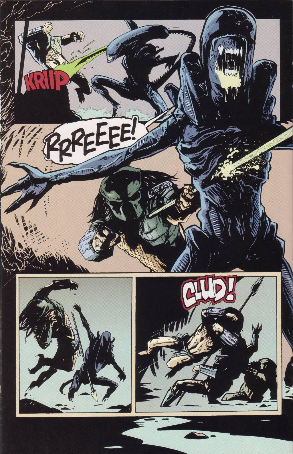 Бэтмен против Чужого?! Безумные комикс-кроссоверы сксеноморфами. - Изображение 9