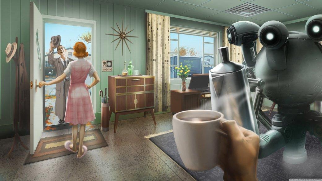 Лучший арт мира Fallout - Изображение 84
