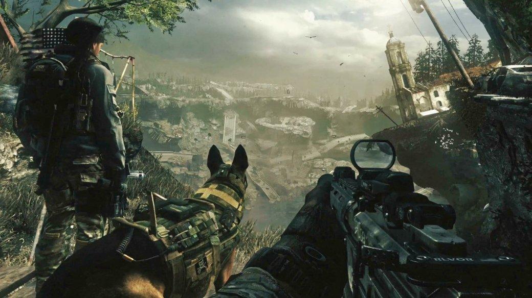 Разработчики Call of Duty: Ghosts случайно раскрыли содержимое DLC - Изображение 1