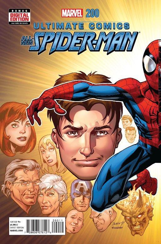 Поминки Питера Паркера и другие комиксы первой половины апреля - Изображение 3