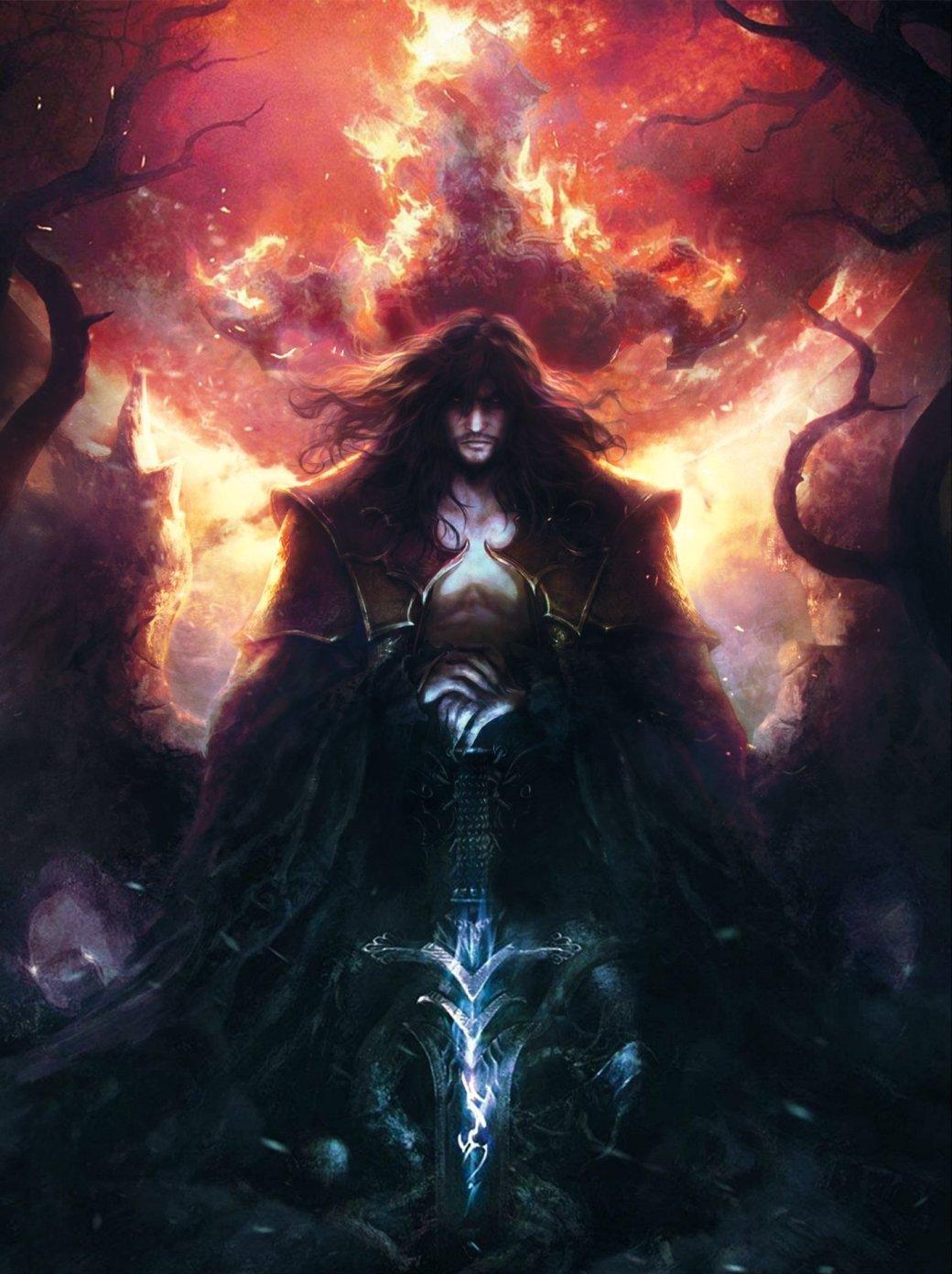 Castlevania: Lords of Shadow 2. Новые концепт-арты - Изображение 9