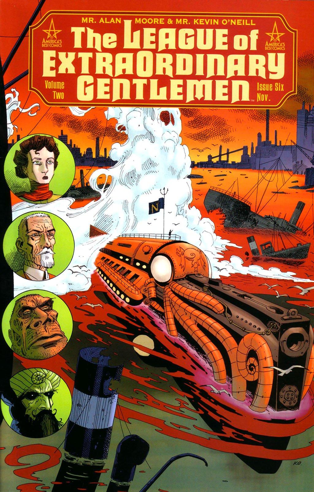 Киноребут LXG — повод перечитать гениальную серию комиксов Алана Мура - Изображение 2