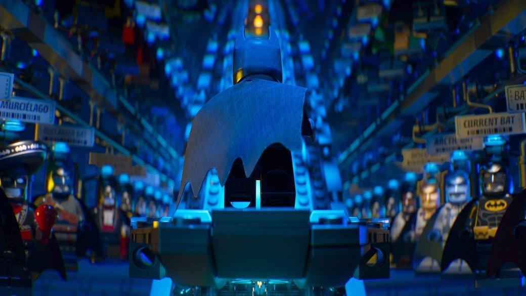 Рецензия на «Лего Фильм: Бэтмен». - Изображение 4