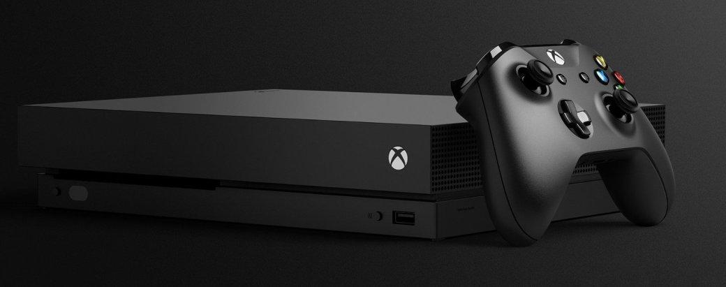 Нужнали Xbox OneX? Мнение после презентации Microsoft наE3 2017 - Изображение 1