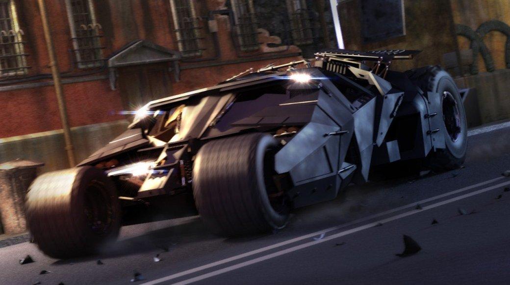 Черное крыло: как менялся автомобиль Бэтмена - Изображение 7