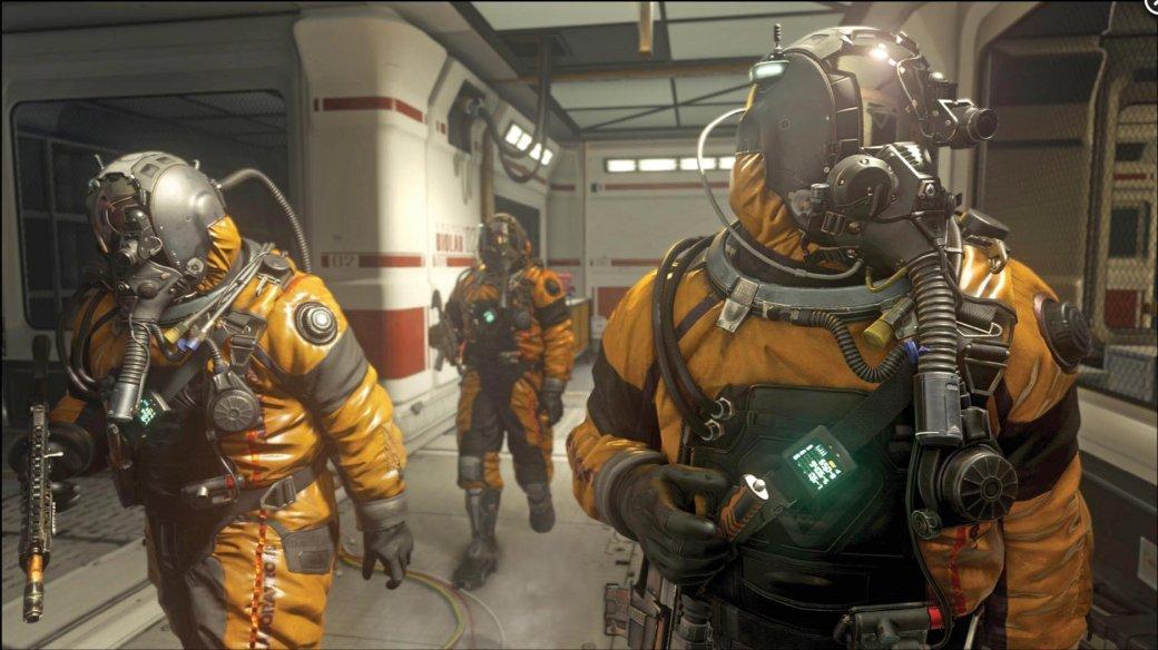 В DLC к Call of Duty: Advanced Warfare начнется нашествие зомби - Изображение 1