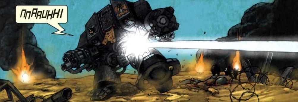 Самые крутые комиксы по Warhammer 40.000. - Изображение 3