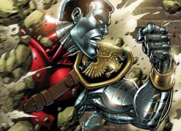 Супермен-коммунист и другие русские персонажи комиксов - Изображение 3