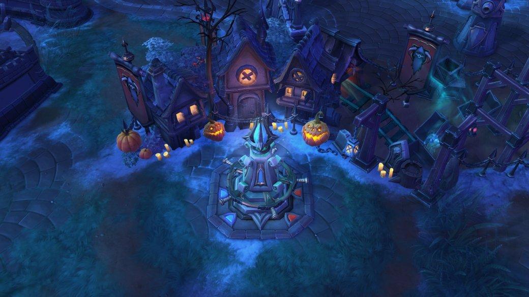 Новая карта в Heroes of the Storm ломает шаблон - Изображение 2