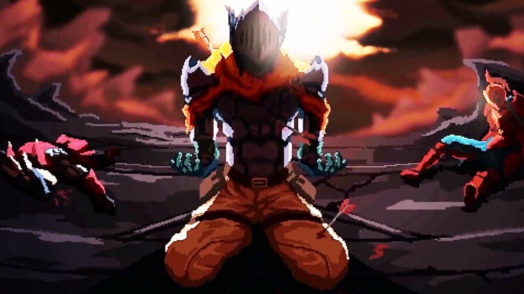 20 минут геймплея Death's Gambit показали Dark Souls в 2-х измерениях - Изображение 1