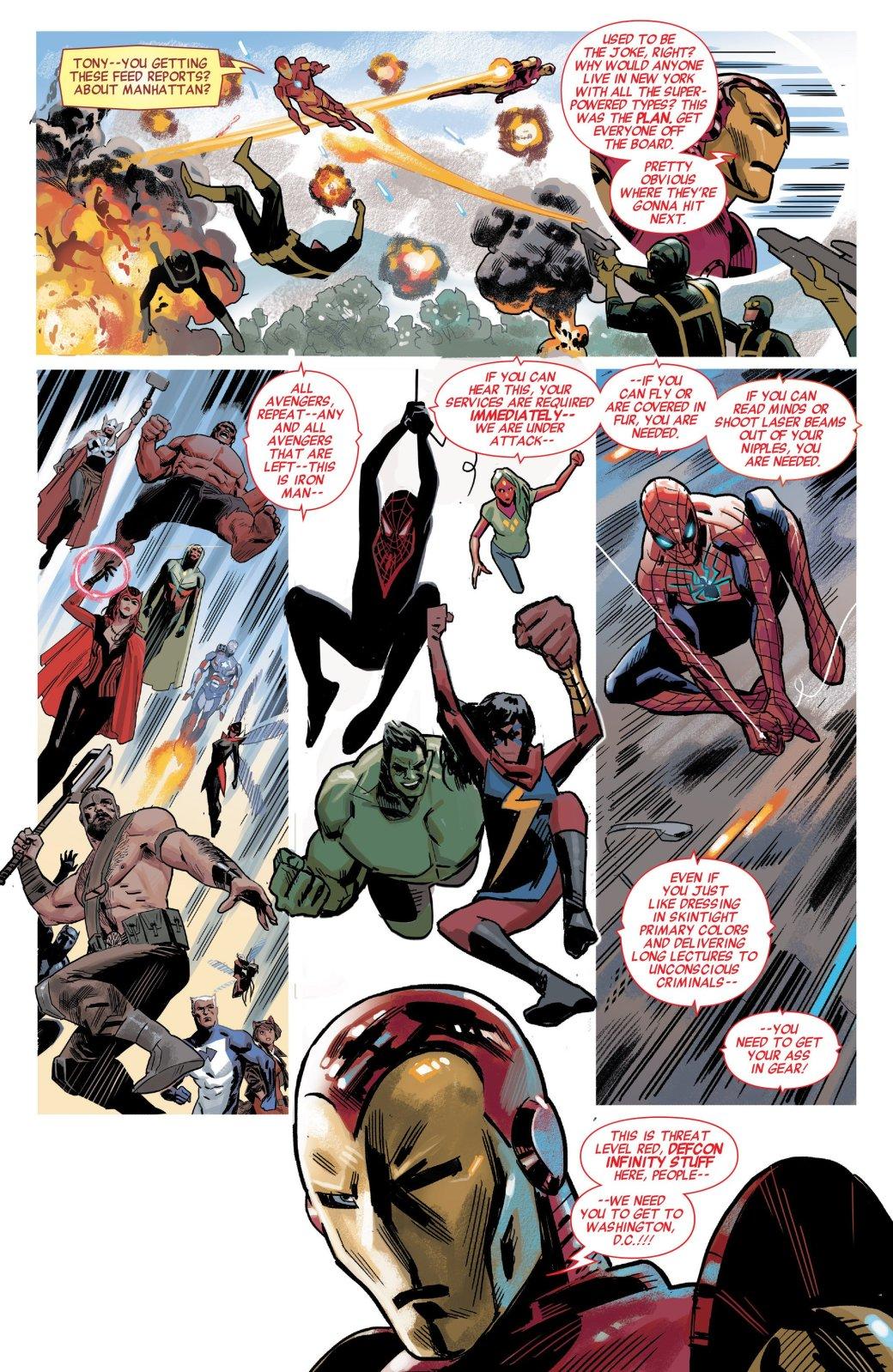 Почему изКапитана Америка получился отличный суперзлодей? - Изображение 19