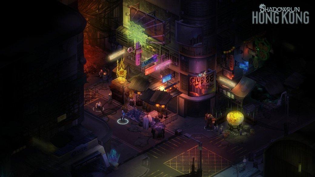 Shadowrun: Hong Kong выйдет в конце августа - Изображение 1