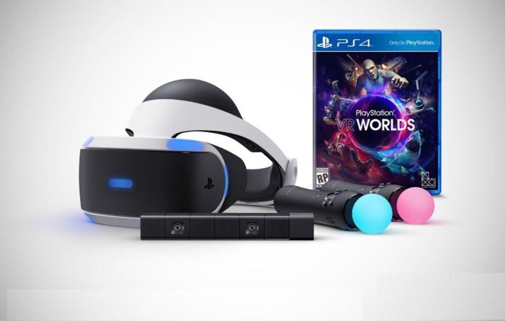Предзаказы PlayStation VR разлетелись за считанные минуты - Изображение 1